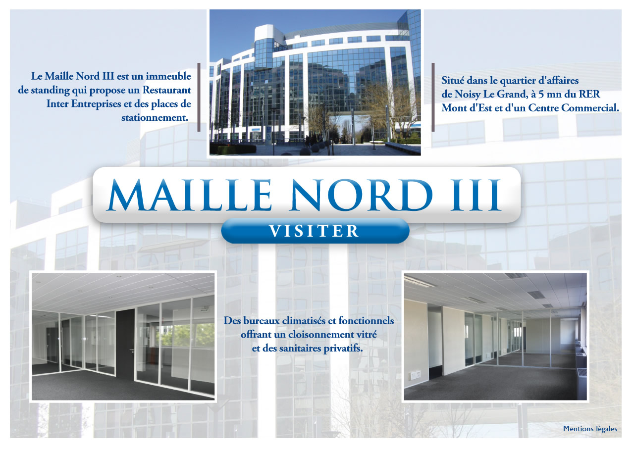 MAILLE NORD 3